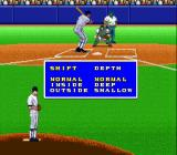 Super Bases Loaded 3: License to Steal SNES Stance options