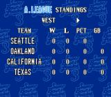 Super Bases Loaded 3: License to Steal SNES League standings