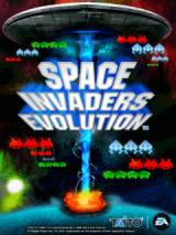 Space Invaders Evolution J2ME Title screen