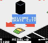 720º Game Boy Color Welcome to Skate City