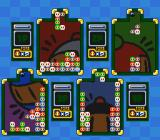 Super Bomberman: Panic Bomber W SNES The multiplayer mode