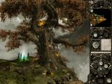 Disciples II: Rise of the Elves Windows Inside the new Elven city