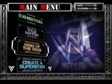 WWF Raw Windows The Main Menu