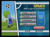 "Zeebo F.C. Foot Camp Zeebo Selecting which events you want to compete in. There is a ""select all"" button if you wish to play all events."