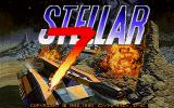 Stellar 7 DOS Title screen (MCGA/VGA)