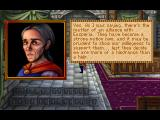 King's Quest II: Romancing the Stones Windows Version 3.0: The minister at the introduction