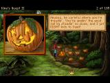 King's Quest II: Romancing the Stones Windows Version 3.0: Pumpkin mother