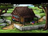 King's Quest II: Romancing the Stones Windows Version 3.0: Cottage
