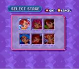 Panel de Pon SNES Choosing A Character