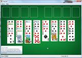 Microsoft Windows 7 (included games) Windows Starting a FreeCell game