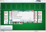 Microsoft Windows 7 (included games) Windows The FreeCell options screen