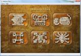Microsoft Windows 7 (included games) Windows Mahjong Titans offers 6 tile layout styles