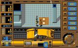 Illusion City - Gen'ei Toshi PC-98 This automatic car is your transportation means