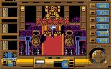 Illusion City - Gen'ei Toshi PC-98 This cult might be evil, but they sure know how to decorate their temples!..