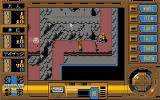 Illusion City - Gen'ei Toshi PC-98 The ghost-like enemies are visible on screen