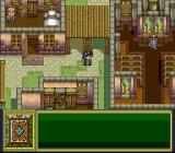Dragon Knight 4 SNES Home castle