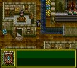 Dragon Knight 4 SNES Castle Richmond