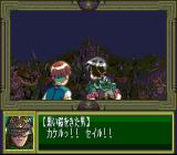 Dragon Knight 4 SNES Cut scene: something is wrong...