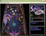 Microsoft Windows XP (included games) Windows Starting a Space Cadet pinball game