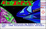 Oo-Topos Atari ST Title screen