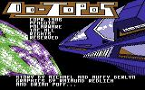 Oo-Topos Commodore 64 Title screen
