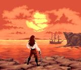 Cutthroat Island SNES Opening cinematic