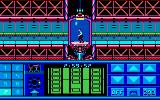 Impossible Mission II Amiga The starting location for a new game
