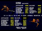 Brutal: Above the Claw SEGA 32X Result screen