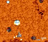 Acrobat Mission SNES Sweeping the Martian surface.