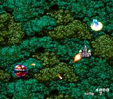 Acrobat Mission SNES I love how green the foliage is this time of year in Low Ridge.