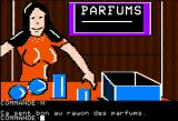 Le crime du parking Apple II The perfume section