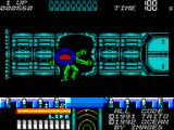Space Gun ZX Spectrum This insect type enemy is the first of many that you will encounter.
