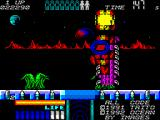 Space Gun ZX Spectrum Our old friend the Centipede makes a second appearance.