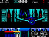 Space Gun ZX Spectrum The third boss is a Stingray type monster.