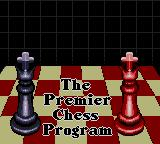 5 in One Fun Pak Game Gear The loading screen for Chess.