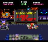Kamen Rider SD: Shutsugeki!! Rider Machine SNES Looks like this will be the end of my adventure.