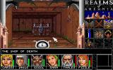 Realms of Arkania: Blade of Destiny DOS [English Version] Exploring the Ship of Death.