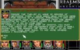 Realms of Arkania: Blade of Destiny DOS [English Version] We just found a companion!