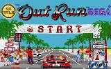 OutRun Atari ST Title screen