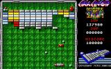 "Arkanoid: Revenge of DOH Atari ST Collect the red ""L"" for lasers"