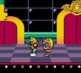 Tempo Jr. Game Gear This female character appears after we beat a boss.