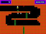 Panama Joe ZX Spectrum Avoid the snakes by jumping over them.