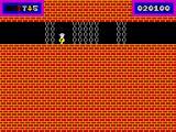 Panama Joe ZX Spectrum Lots of chain barriers which require perfect timing to get past.
