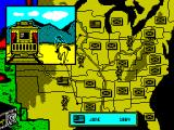 North & South ZX Spectrum A mini cut scene sees you hijacking a Union Train.