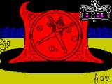 Fiendish Freddy's Big Top O' Fun ZX Spectrum The meddling Banker never gives up.
