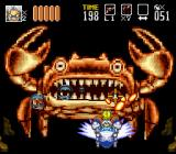 Go Go Ackman 3 SNES It's more frightened of us then we are of it (barely)