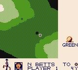 Sports Illustrated Golf Classic Game Boy The hole is near!