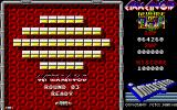 Arkanoid: Revenge of DOH Amiga The introduction to round three