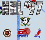 NHL 97 SNES Title