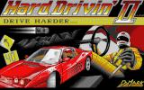 Hard Drivin' II Atari ST Title screen